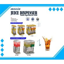 Mesin Jus Dispenser