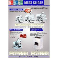 Alat alat Mesin Meat Slicer ( Pengiris Daging )