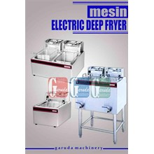 Mesin Penggorengan ( Electric Deep Fryer )