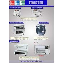 Mesin Pemanggang Roti ( Slot Toaster)