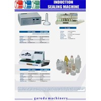 Mesin Segel Botol ( Induction Sealer )