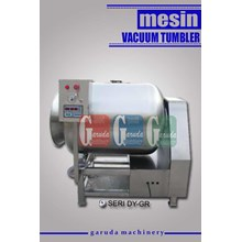 Alat alat Mesin Pencampur Daging dengan Bumbu ( Vacuum Tumbler )