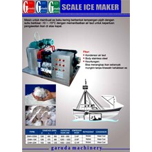 Scale Ice Maker