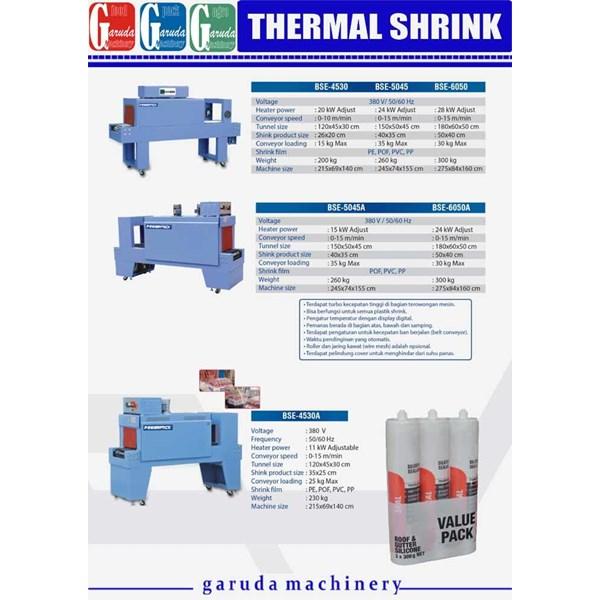 Alat alat Mesin Pengemas ( Thermal Shrink)