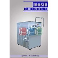 Mesin Pembuat Es Krim ( Continous Ice Cream )