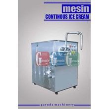 Mesin Pembuat Es Krim ( Continous Ice Cream )
