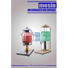 Mesin Juice Dispenser Non Refrigerated