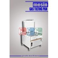 Mesin Penghangat Makanan ( Gas Tilting Pan )