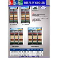 Alat alat Mesin Lemari Pendingin MInuman ( Display Cooler )