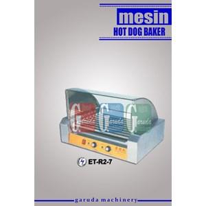 Mesin Pemanggang Sosis ( Hot Dog Baker )