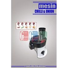 Alat alat Mesin Pengiris Cabe dan Bawang ( Chilli & Union )