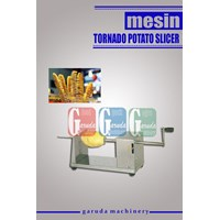 Alat alat Mesin Pemotong Kentang Spiral ( Tornado Potato Slicer )