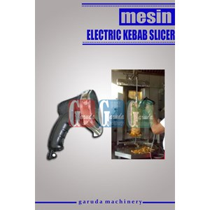 Alat alat Mesin Pemotong Daging Kebab ( Electric Kebab Slicer )