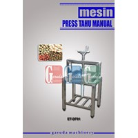 Jual Mein Cetak Tahu Manual ( Press Tahu Manual )
