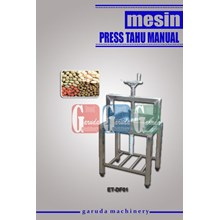 Mein Cetak Tahu Manual ( Press Tahu Manual )
