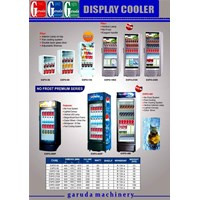 Alat alat Mesin Pendisplay Minuman ( Display Cooler ) 1