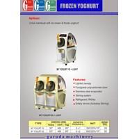 Mesin Pembuat Es Krim dan Yoghurt ( Frozen Yoghurt) 1