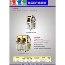 Mesin Pembuat Es Krim dan Yoghurt ( Frozen Yoghurt)