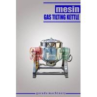 Mesin Penghangat Makanan ( Gas Tilting Kettle )