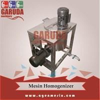 Mesin Homogenizer Pencampur Bahan Cair 1