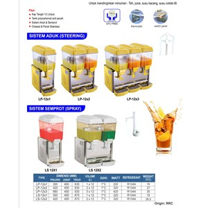 dispenser pendingin minuman