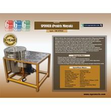 Mesin Penyaring Minyak (Spinner)