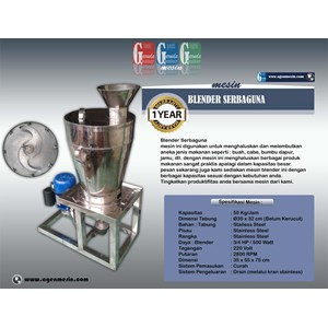 Mesin Penggiling Bumbu (Blender)