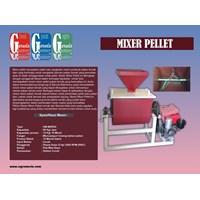Mesin Mixer Pellet