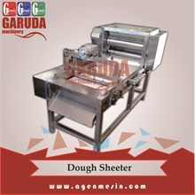 Mesin Dough Sheeter (Penipis Adonan) dan Conveyor