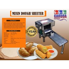 Mesin Dough Sheeter (Penipis Adonan)