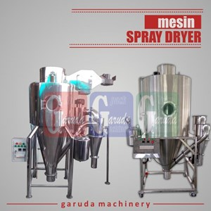 Mesin Spray Dryer