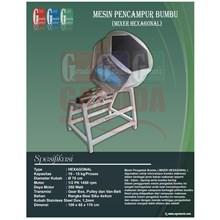 Mesin Pencampur Bumbu (Mixer Hexagonal)