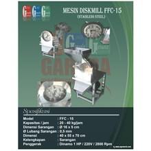 Penepung Machine (Diskmill FFC-15)