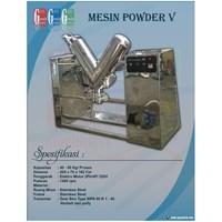 Mixer Powder V