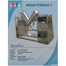 Mixer Powder V