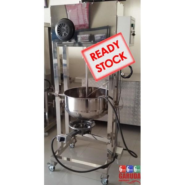 Mesin Pengaduk Dan Pemasak