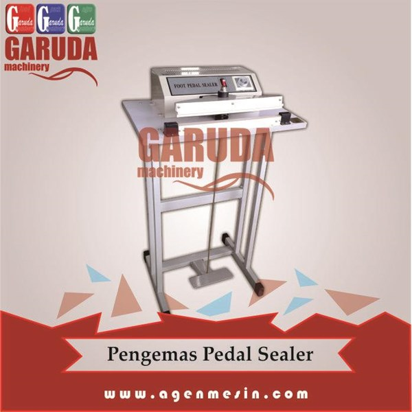 Mesin Pengemas Kantong Plastik Pedal Sealer