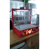 Jual Display Penghangat Ayam (Display Warmer) 2