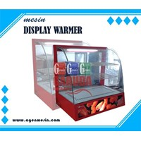 Jual Display Penghangat Ayam (Display Warmer)
