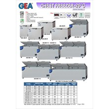 Chest Freezer Murah Mesin Pendingin