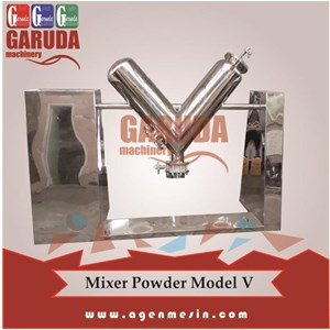 Mesin Mixer Tepung Model V