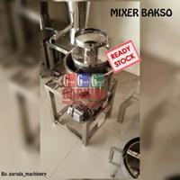 READY Mesin Pencampur Adonan Bakso (Mixer Bakso)