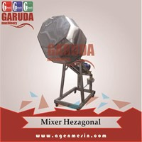 Hexagonal Mixer (Seasoning Mixer)