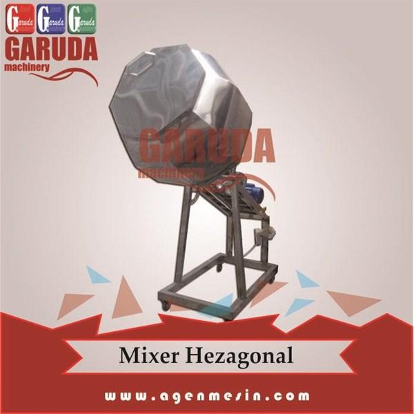 Mixer Hexagonal (Pencampur Bumbu)