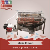 Mesin Pencuci Kacang Stainless