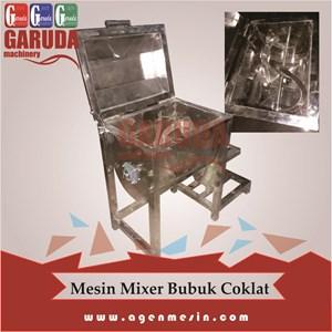 Mesin Mixer Bubuk Coklat