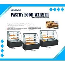 Mesin Penghangat Aneka Kue (Pastry Food Warmer)