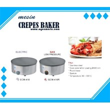 Mesin Crepes Baker