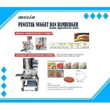 Mesin Pencetak Nugget dan Hamburger