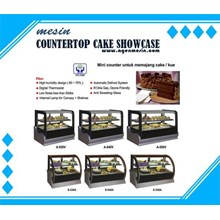 Mesin Showcase Cake Murah